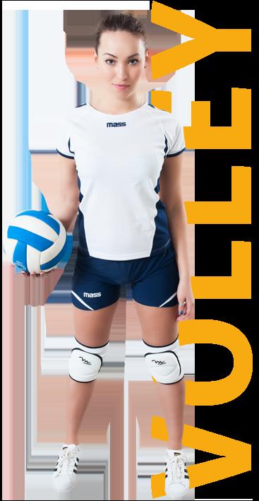 another chance b38ed 2c86d Abbigliamento Volley, completi pallavolo maschile e femminile