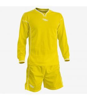 SOCCER UNIFORM SLALOM - Yellow