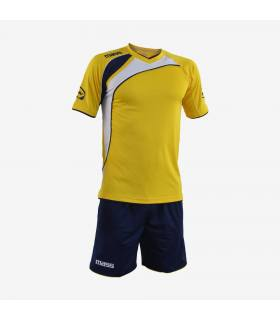 SOCCER UNIFORM CRUZEIRO Misura-L Color-Yellow/Blue