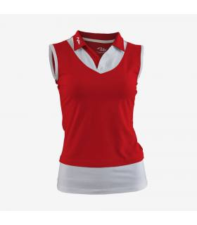 VOLLEY SHIRT GAZELLE - Red