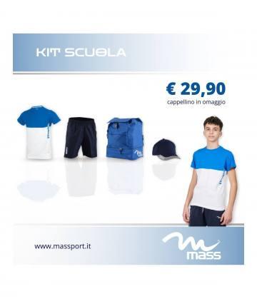 Kit Scuola Azzurro