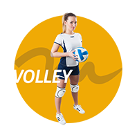 Volley kit, shirts and pants