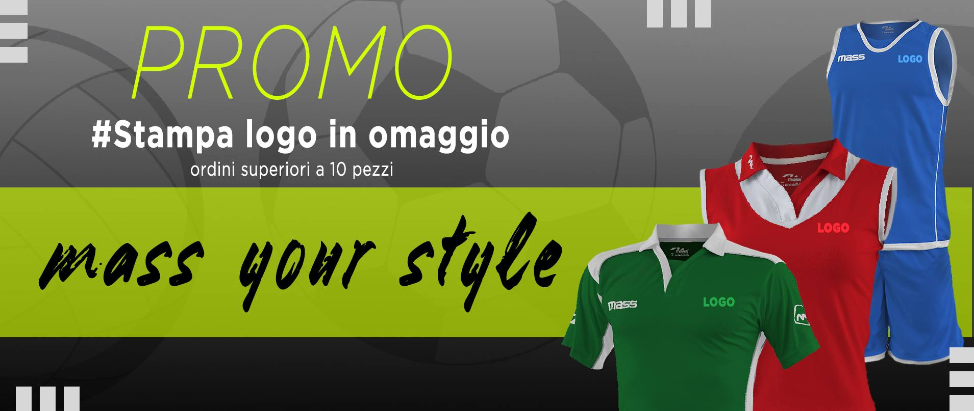 1555f6c54d2cd Vendita Abbigliamento Sportivo Online e Sponsor Tecnico